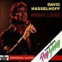 Cover David Hasselhoff - Knight Lover
