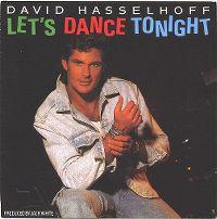 Cover David Hasselhoff - Let's Dance Tonight
