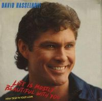Cover David Hasselhoff - Life Is Mostly Beautiful With You