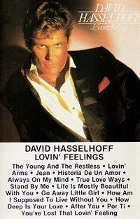 Cover David Hasselhoff - Lovin' Feelings
