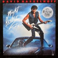 Cover David Hasselhoff - Night Rocker