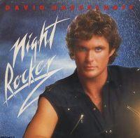 Cover David Hasselhoff - Night Rocker