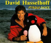 Cover David Hasselhoff - Pingu-Dance