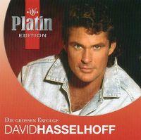 Cover David Hasselhoff - Platin Edition - Die großen Erfolge