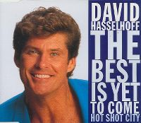 Cover David Hasselhoff - The Best Is Yet To Come