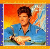 Cover David Hasselhoff - The Girl Forever