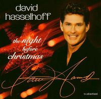 Cover David Hasselhoff - The Night Before Christmas