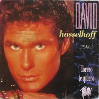 Cover David Hasselhoff - Torero - Te quiero