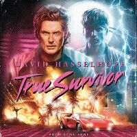 Cover David Hasselhoff - True Survivor