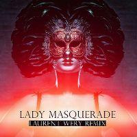 Cover David Latour - Lady Masquerade