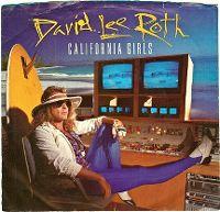 Cover David Lee Roth - California Girls