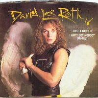 Cover David Lee Roth - Just A Gigolo / I Ain't Got Nobody