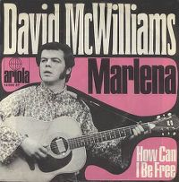 Cover David McWilliams - Marlena
