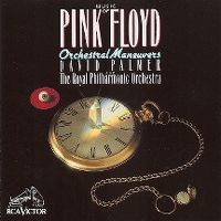 Cover David Palmer and The Royal Philharmonic Orchestra - Music Of Pink Floyd / Orchestral Maneuvers
