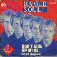 Cover David Soul - Don't Give Up On Us