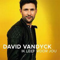 Cover David Vandyck - Ik leef voor jou