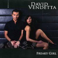 Cover David Vendetta - Freaky Girl