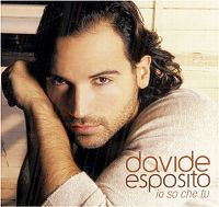 Cover Davide Esposito - Io so che tu