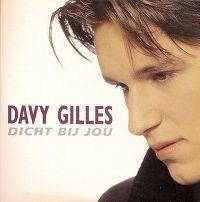 Cover Davy Gilles - Dicht bij jou