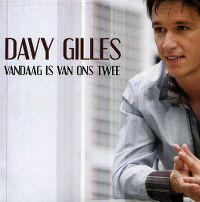 Cover Davy Gilles - Vandaag is van ons twee