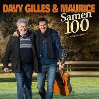 Cover Davy Gilles & Maurice - Samen 100