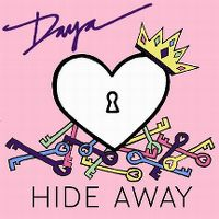 Cover Daya - Hide Away
