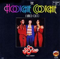 Cover D.D. Sound - Hootchie-Cootchie