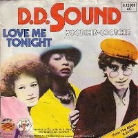 Cover D.D. Sound - Love Me Tonight