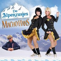 Cover De Alpenzusjes - Macho Hans