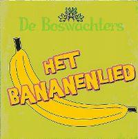 Cover De Boswachters - Het bananenlied