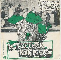 Cover De Breedbekkikkers - Maak van uw scheet een donderslag!
