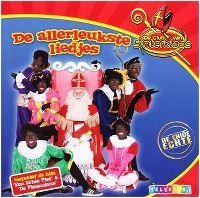 Cover De Club Van Sinterklaas - De allerleukste liedjes