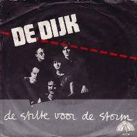 Cover De Dijk - De stilte voor de storm