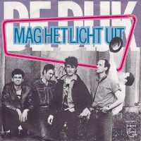 Cover De Dijk - Mag het licht uit