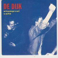 Cover De Dijk - Stampvol café