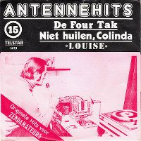 Cover De Four Tak - Niet huilen Colinda