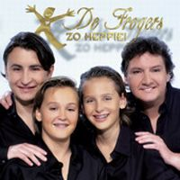 Cover De Frogers - Zo heppie!