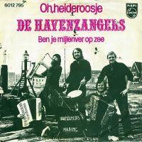 Cover De Havenzangers - Oh, heideroosje
