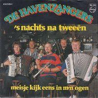 Cover De Havenzangers - 's Nachts na tweeën