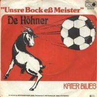 Cover De Höhner - Unsre Bock eß Meister