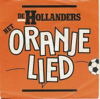 Cover De Hollanders - Het Oranjelied