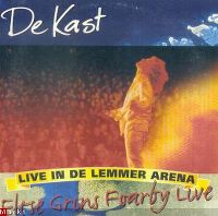Cover De Kast - Eltse grins foarby (Live)