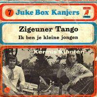 Cover De Kermisklanten - Zigeuner tango