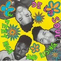 Cover De La Soul - 3 Feet High And Rising