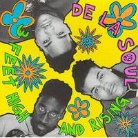 Cover De La Soul - 3 Feet High And Rising