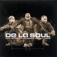 Cover De La Soul - Art Official Intelligence: Mosaic Thump