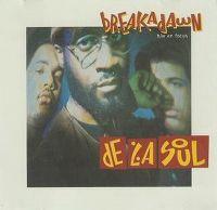 Cover De La Soul - Breakadawn