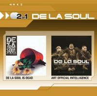 Cover De La Soul - De La Soul Is Dead + Art Official Intelligence