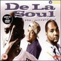Cover De La Soul - Me,  Myself And I