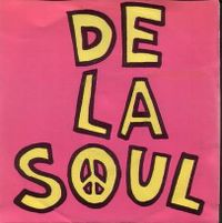 Cover De La Soul - Me Myself And I